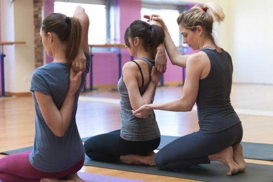 Foundation of Japanese Yoga