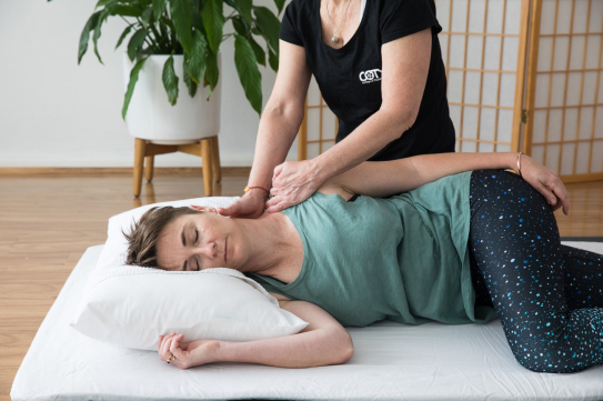 Diploma of Zen Shiatsu and Oriental Therapies